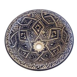 Marokkaanse waskom - 40 cm   Merzouga   Gereserveerd Pauline Mol