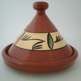 Marokkaanse tajine | 4/6 persoons - Multicolor