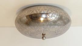 Plafonnière filigrain - zilver