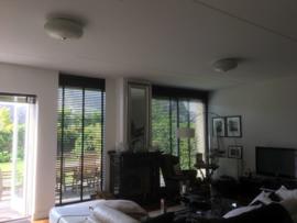 Prachtige plafonnières van glasmozaiek...