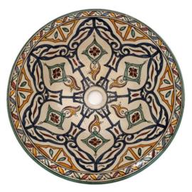 Marokkaanse waskom - 40 cm   Palmera