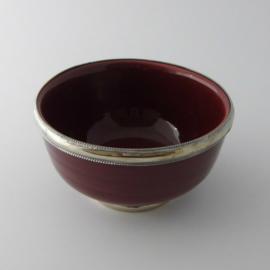 Schaal - 11 cm | bruin