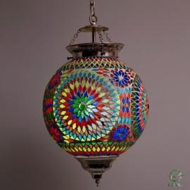 Hanglamp L - multicolor TD