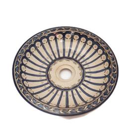 Marokkaanse wastafel - 35 cm | Merzouga