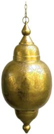Hanglamp filigrain - arabia | vintage goud