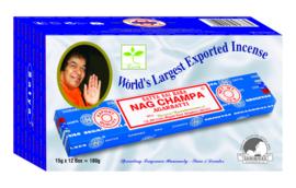 Nag Champa Agarbatti | Satya Sai Baba | 15 gram