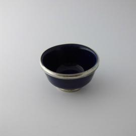 Schaal - 8 cm | blauw