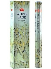 Tuinwierook HEM | White Sage | Garden sticks