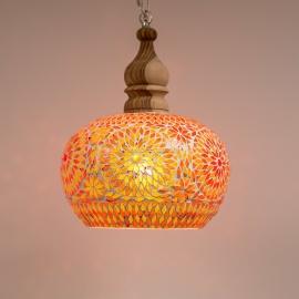 Hanglamp Open - M | rood