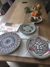 Mixed plates!