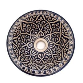 Marokkaanse waskom - 25 cm   Zina