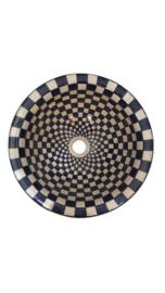 Marokkaanse waskom - 30 cm | Atlas