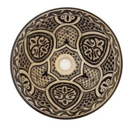 Marokkaanse waskom - 30 cm | Zagora