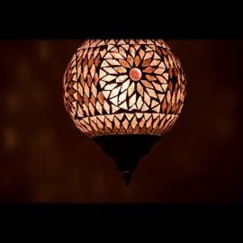 Hanglamp S - Glasmozaiek | paars