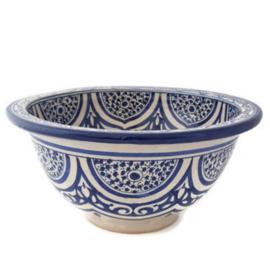 Marokkaanse waskom - 35 cm | Bahia