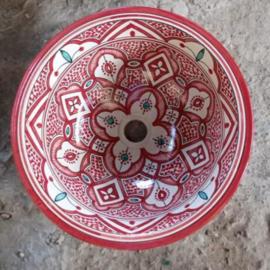 Marokkaanse waskom - 35 cm | Hamra