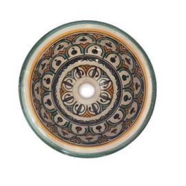 Marokkaanse waskom - 25 cm | Beldi