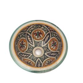 Marokkaanse waskom - 25 cm | Alhambra