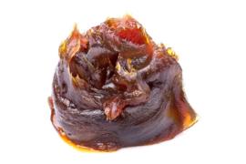 Zwarte zeep - argan