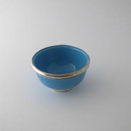 Schaal - 8 cm | turquoise