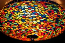 Plafonnière S - multicolor fantasie