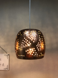 Theelichtje wordt hanglamp! :)