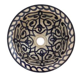 Marokkaanse waskom - 25 cm | Medina