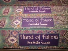 Wierook Hand of Fatima