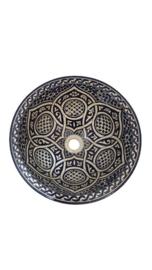 Marokkaanse waskom - 35 cm | Atlas