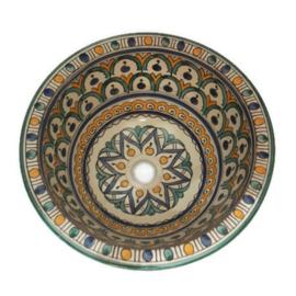 Marokkaanse waskom - 35 cm | Beldi