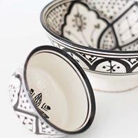 Saladeschaal - S | Black & white