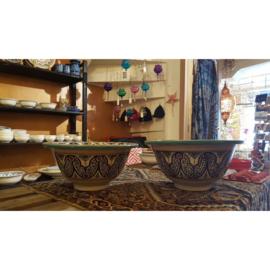 Marokkaanse waskom - 40 cm | Alhambra