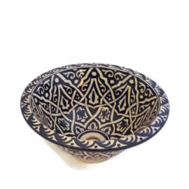 Marokkaanse waskom - 35 cm | Zina