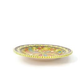 Bord pistache - 28 cm