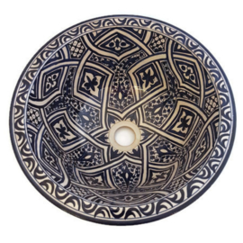 Marokkaanse waskom - 40 cm | Merzouga | Gereserveerd Pauline Mol