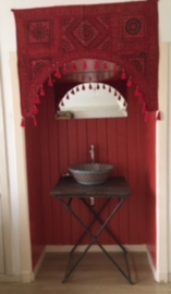 Marokkaanse wastafel...