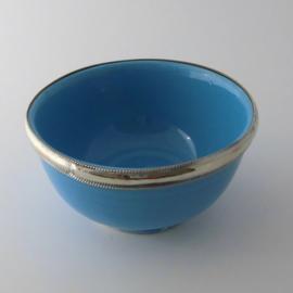 Schaal - 11 cm | turquoise