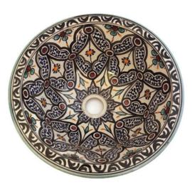 Marokkaanse waskom - 35 cm | Alhambra