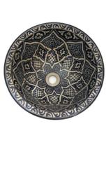Marokkaanse waskom - 40 cm   Atlas