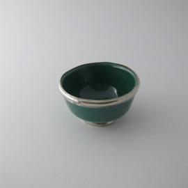 Schaal - 11 cm | aquagroen