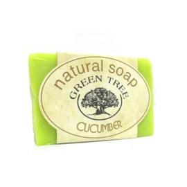 Natuurlijke zeep | komkommer