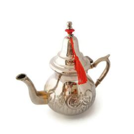 Marokkaanse theepot - L