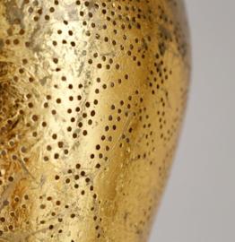 Hanglamp filigrain - bol | goud