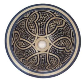 Marokkaanse waskom - 25 cm | Casablanca