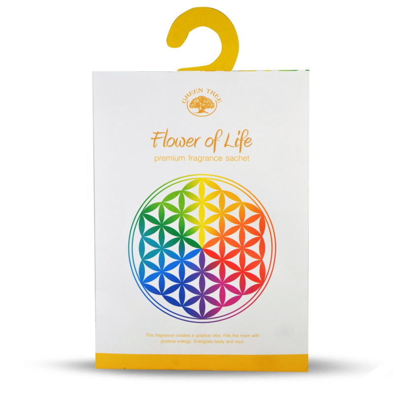 Geurzakje - Flower of Life