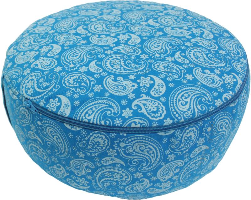 Meditatiekussen | Turquoise | Gereserveerd Marion