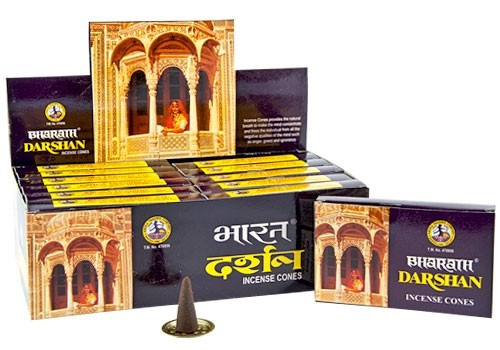 Bharath Darshan | Wierook kegels