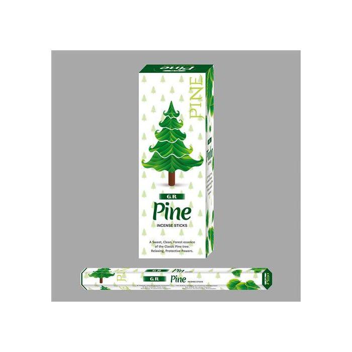 GR   Wierook - stokjes   Pine