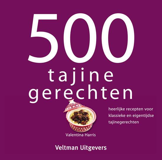 500 tajinegerechten