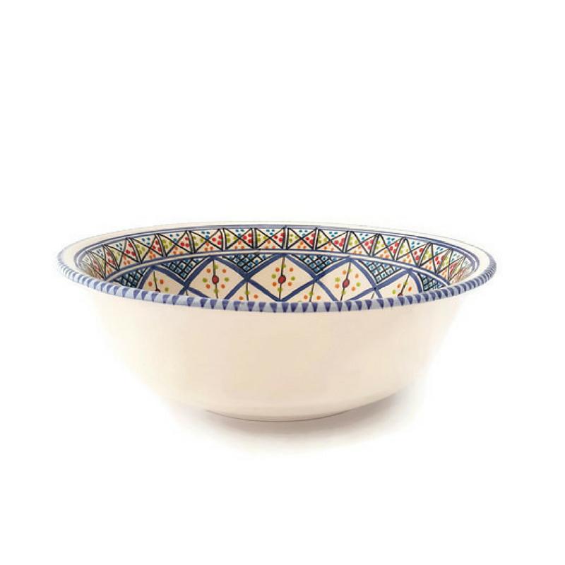 Saladeschaal shebka - S